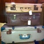Vintage Suitcases 2 - Prop For Hire