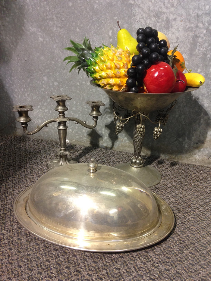 Vintage Table Dressing - Prop For Hire