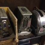 Vintage Toasters - Prop For Hire