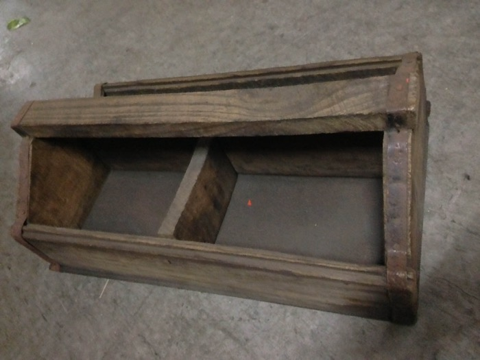 Vintage Tool Box - Prop For Hire