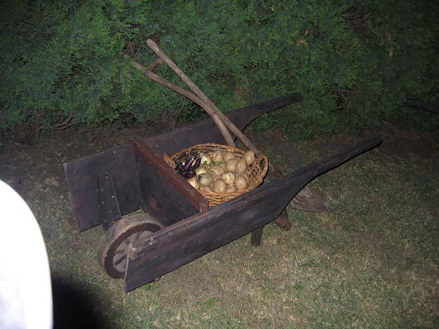 Vintage Wheelbarrow - Prop For Hire