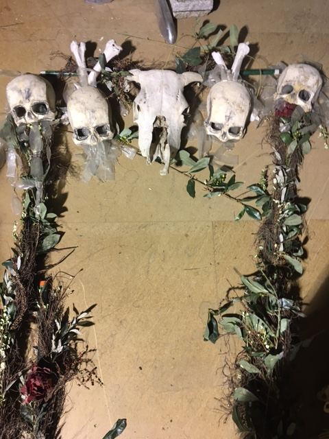 Voodoo Arch - Prop For Hire