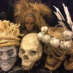 Voodoo Skulls - Prop For Hire