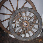 Wagon Wheels - Prop For Hire