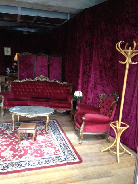 Waiting Room Set - Prop For Hire