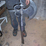 War Axe - Prop For Hire
