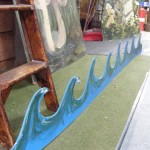 Wave Cutouts - Prop For Hire