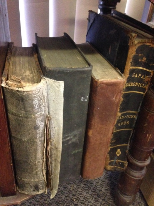 Weathered Books - Prop For Hire