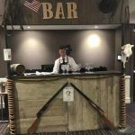 Western Bar - Prop For Hire
