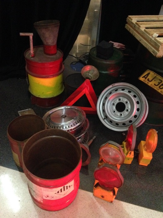 Wheel Rims - Prop For Hire