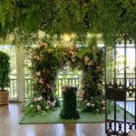Whimsical Garden Entrance - Prop For Hire