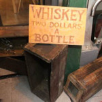 Whisky Crates - Prop For Hire