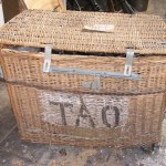 Wicker Basket - Prop For Hire