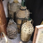 Wicker Bottles 1 - Prop For Hire