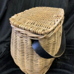 Wicker Creel Fishing Basket - Prop For Hire