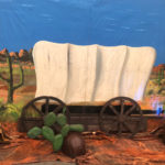 Wild West Photo Backdrop - Prop For Hire