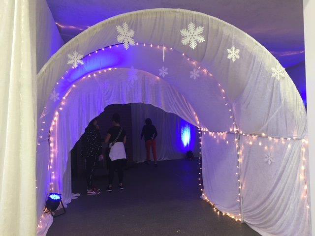 Winter Cave - Prop For Hire