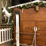Winter Chalet - Prop For Hire