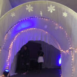 Winter Draping - Prop For Hire