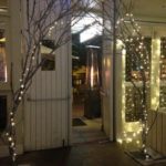 Winter Tree Entrance - Prop For Hire