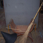 Witches Broom - Prop For Hire