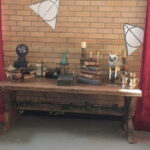 Wizard Work Shop - Prop For Hire