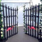 Wonderland Gates - Prop For Hire