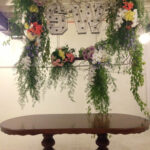 Wooden Banquet Table 1 - Prop For Hire