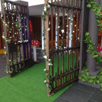 Wooden Garden Gates - Prop For Hire