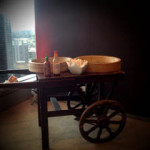 Wooden Market Cart - Prop For Hire