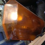 Workvehicle Roof Light - Prop For Hire