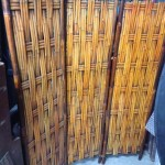 Woven Bamboo Screen - Prop For Hire
