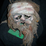 Zombie Mask - Prop For Hire